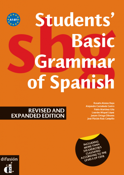 Students basic grammar of spanish