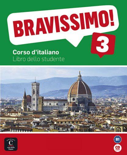 Bravissimo! 3 cursus Italiaans B1