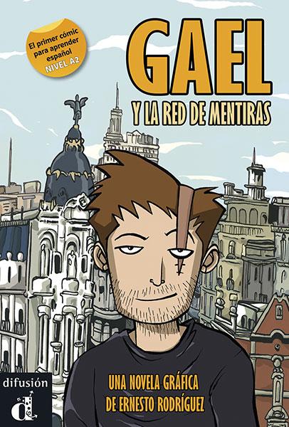 Gael y la red de mentiras stripboek Spaans A2