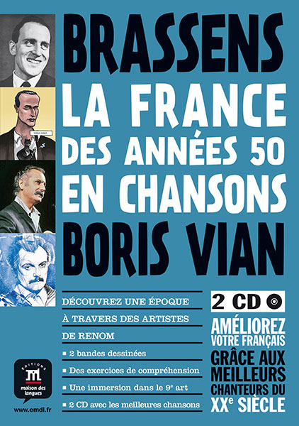 la france des annees 50 en chansons Frans liedjes