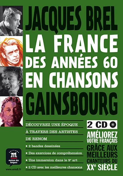la france des annees 60 en chansons Frans liedjes