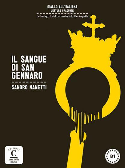Il sangue di san gennaro leesboekje Italiaans B1