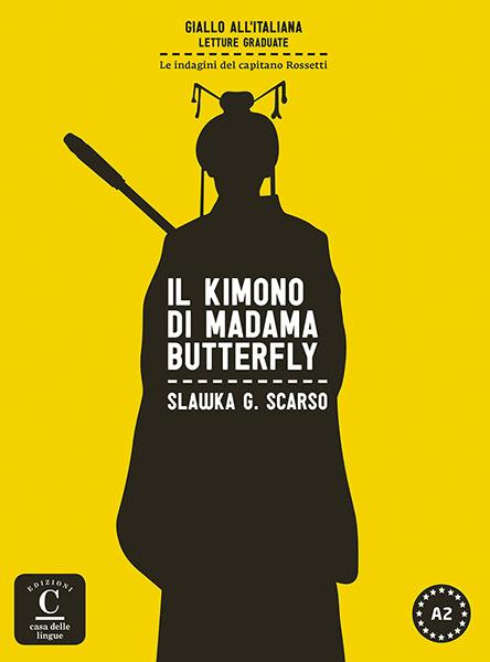 Il kimono di madama butterfly leesboekje Italiaans A2