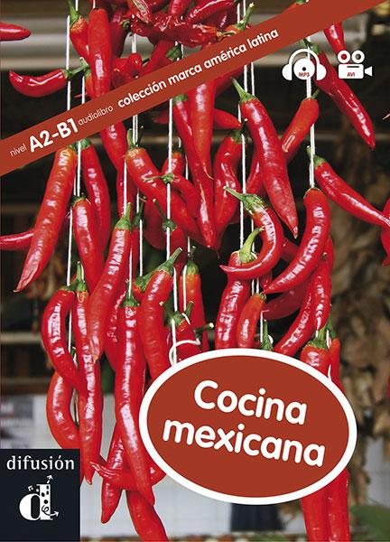 Cocina mexicana leesboekje Spaans A2-B1