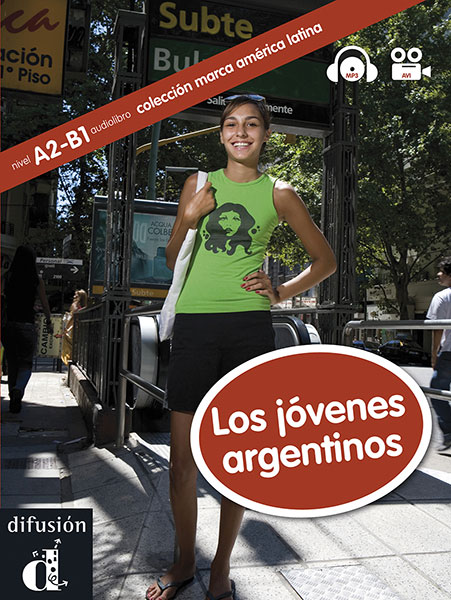 Los jovenes argentinos leesboekje Spaans A2-B1