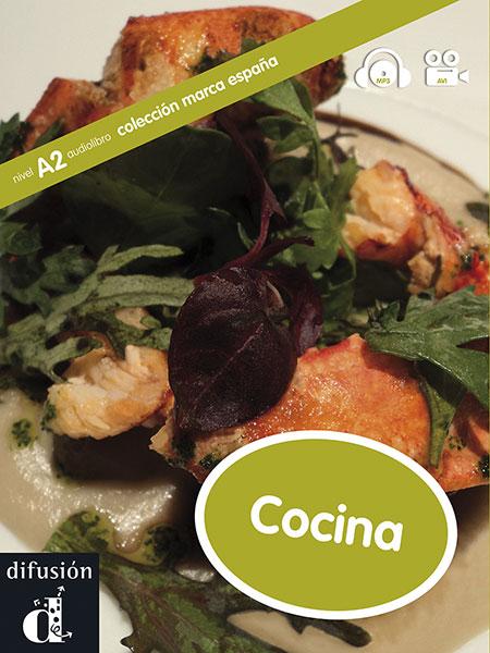 Cocina espanola leesboekje Spaans A2