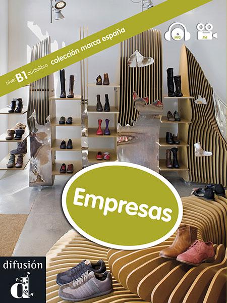 Empresas espanolas leesboekje Spaans B1