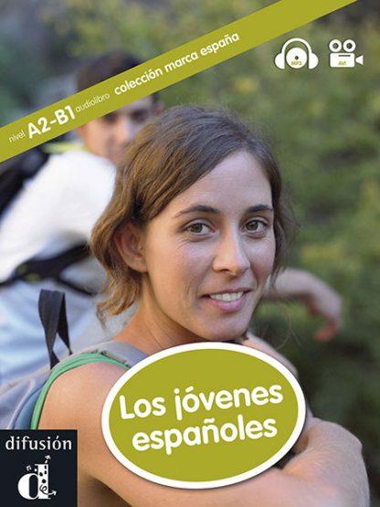 Los jovenes espanoles leesboekje Spaans A2-B1
