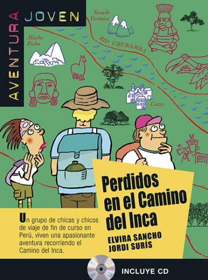 perdidos en el camino del inca leesboekje Spaans middelbare school A1