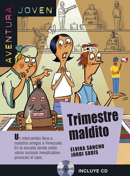 trimestre maldito leesboekje Spaans A2 middelbare school