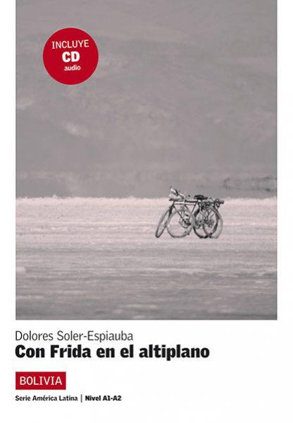 America Latina con frida en el altiplano Leesboekje