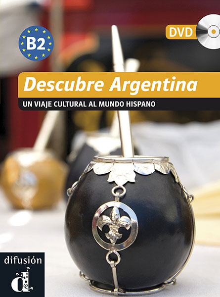 Descubre Argentina leesboekje Spaans B2