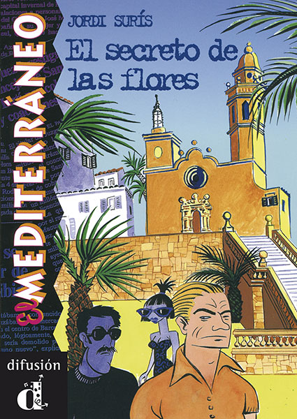 El secreto de las flores leesboekje Spaans A1