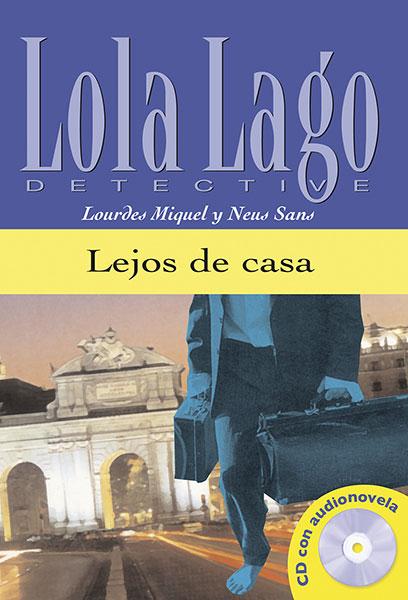 Lola Lago Detective lejos de casa Leesboekje