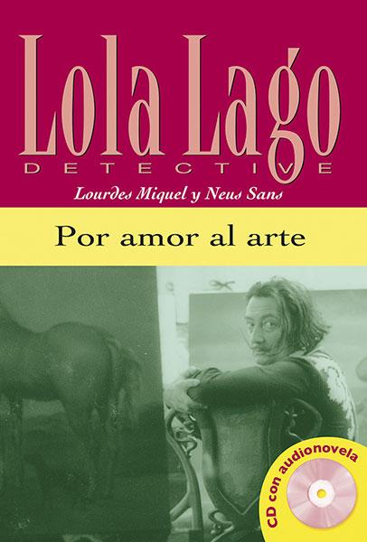 Lola Lago Detective por amor al arte Leesboekje