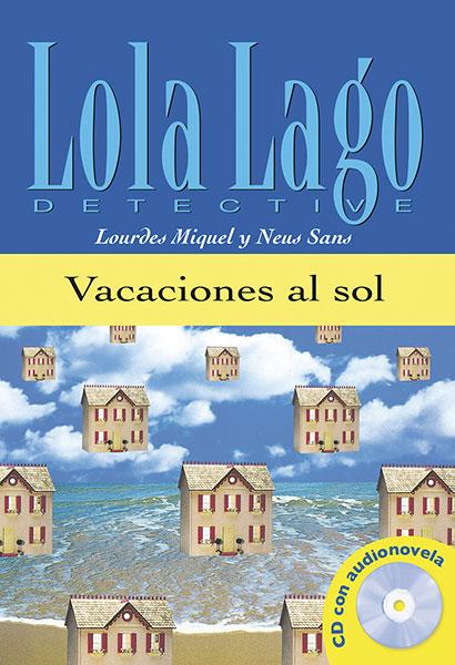 Lola Lago Detective vacaciones al sol Leesboekje