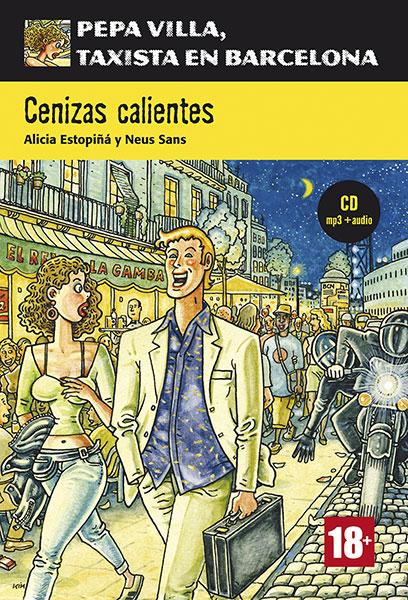 Pepa Villa cenizas calientes leesboekje Spaans B1