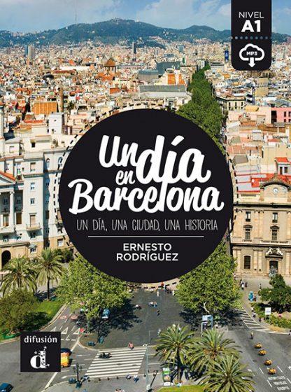 Un dia en Barcelona Leesboekje