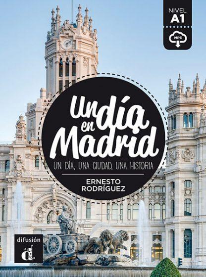 Un dia en Madrid Leesboekje