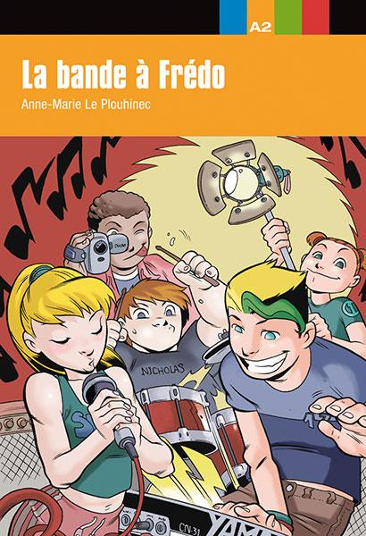 la bande a fredo leesboekje Frans jongeren A2