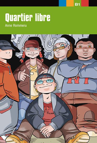 quartier libre leesboekje Frans B1 jongeren