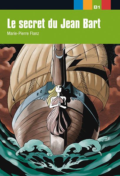 le secret du jean bart leesboekje Frans B1 jongeren