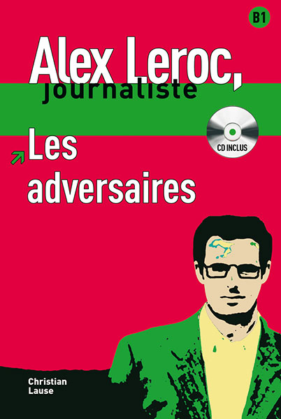 Alec Leroc Les adversaires Leesboekje Frans