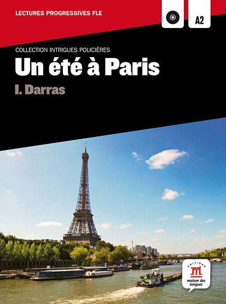 un ete a Paris leesboekje Frans A2