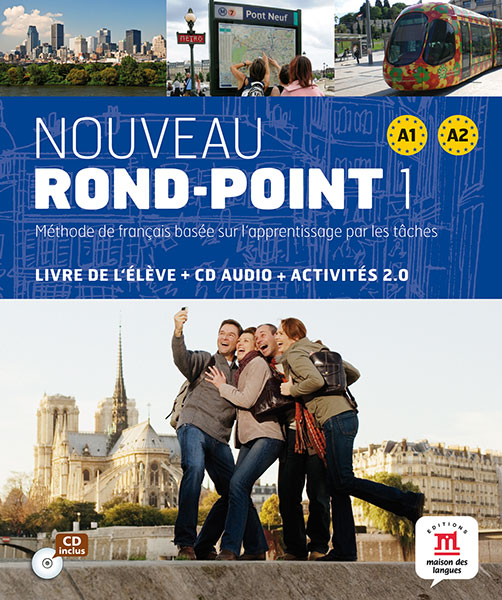 Nouveau Rond-Point 1 Tekstboek