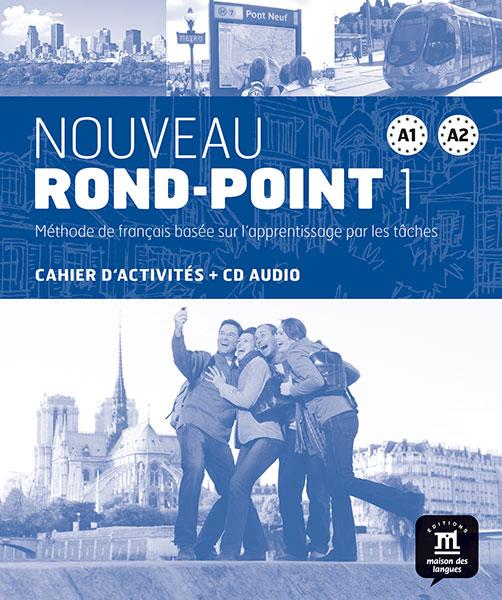 Nouveau Rond-Point 1 Werkboek