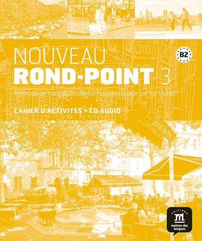 Nouveau Rond-Point 3 Werkboek