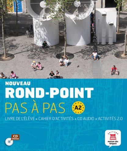 Nouveau Rond-Point pas a pas A2 Tekstboek