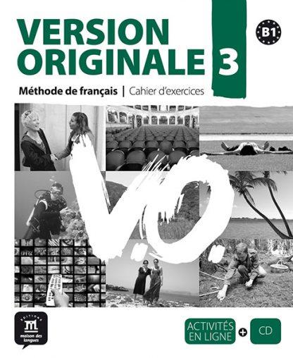 Version Originale 3 Werkboek