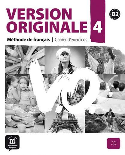 Version Originale 4 Werkboek