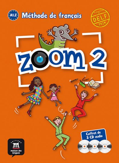 Zoom 2 CD audio liedjes Frans