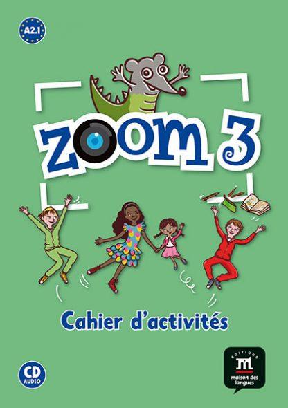 Zoom 3 werkboek Frans basisschool A2.1