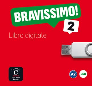 Bravissimo! 2 USB docentenhandleiding Italiaans