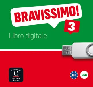 Bravissimo! 3 USB docentenhandleiding Italiaans