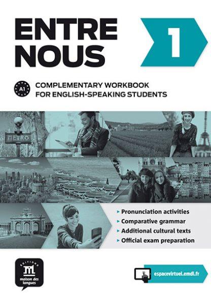 Entre Nous 1 werkboek Engelstaligen