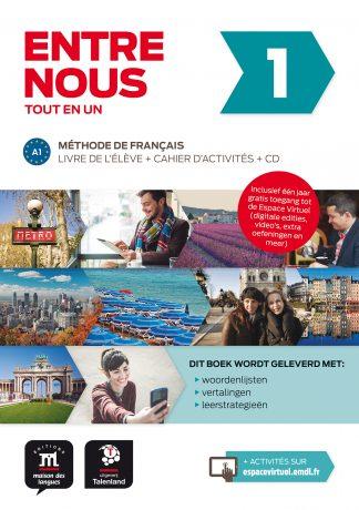 Entre Nous 1 frans tekstboek en werkboek