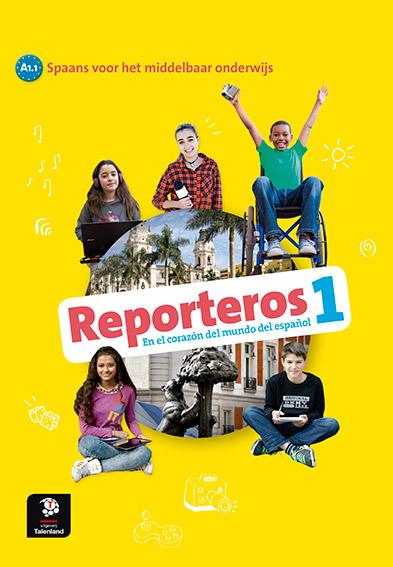 Reporteros 1 Tekstboek Spaans voortgezet onderwijs