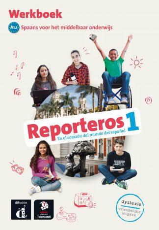 Reporteros 1 werkboek spaans