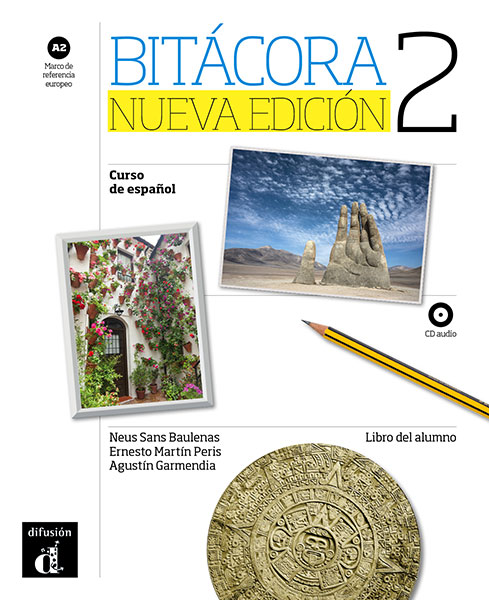 Bitácora 2 Nueva Edición Tekstboek