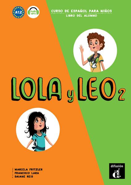 Lola y Leo 2 werkboek Spaans basisschool