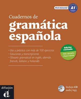 Cuadernos de gramática española