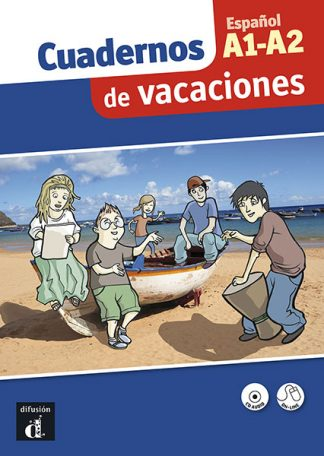 Cuadernos de vacaciones