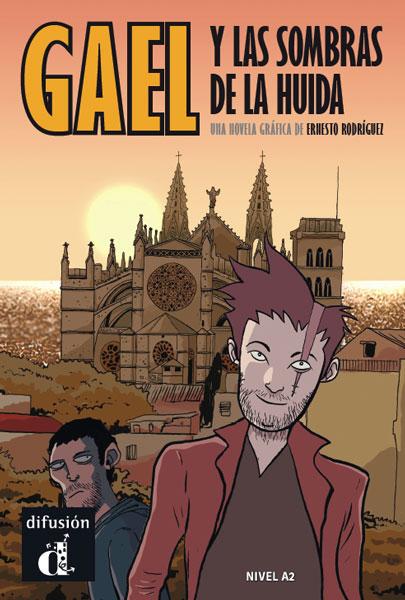 Gael sombras huida stripboek Spaans