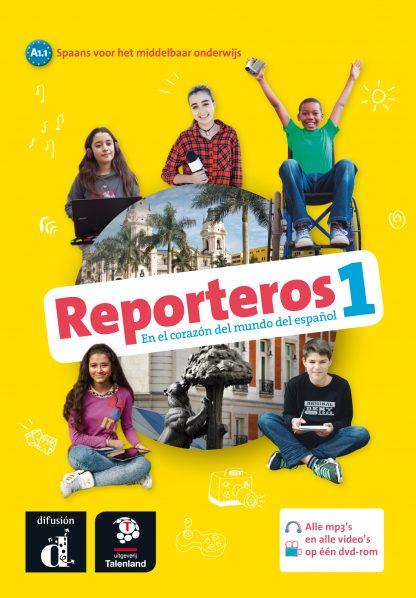 Reporteros 1 DVD