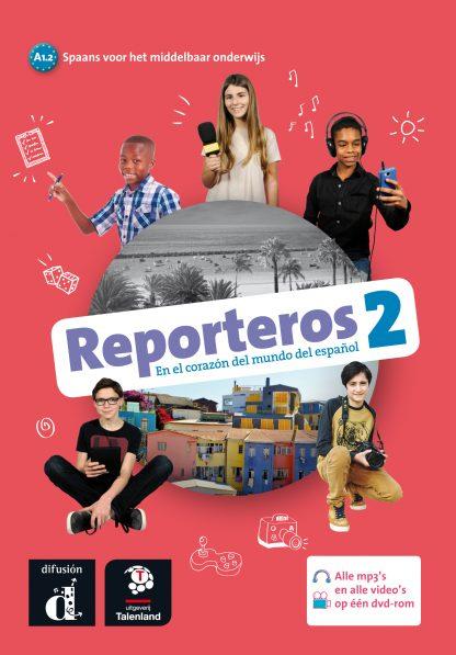 Reporteros 2 DVD