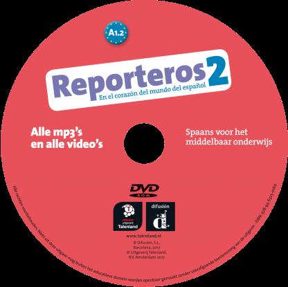 Reporteros 2 DVD-ROM